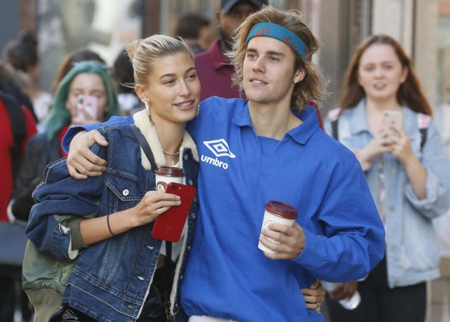 Justin Bieber and Hailey Baldwin Seen Taking A Break Whilst In London At Joe In The Juice Pictured: Justin Bieber Hailey Baldwin Ref: SPL5025084 170918 NON-EXCLUSIVE Picture by: Ralph Petts / SplashNews.com Splash News and Pictures Los Angeles: 310-821-2666 New York: 212-619-2666 London: 0207 644 7656 Milan: +39 02 4399 8577 Sydney: +61 02 9240 7700 photodesk@splashnews.com World Rights,
