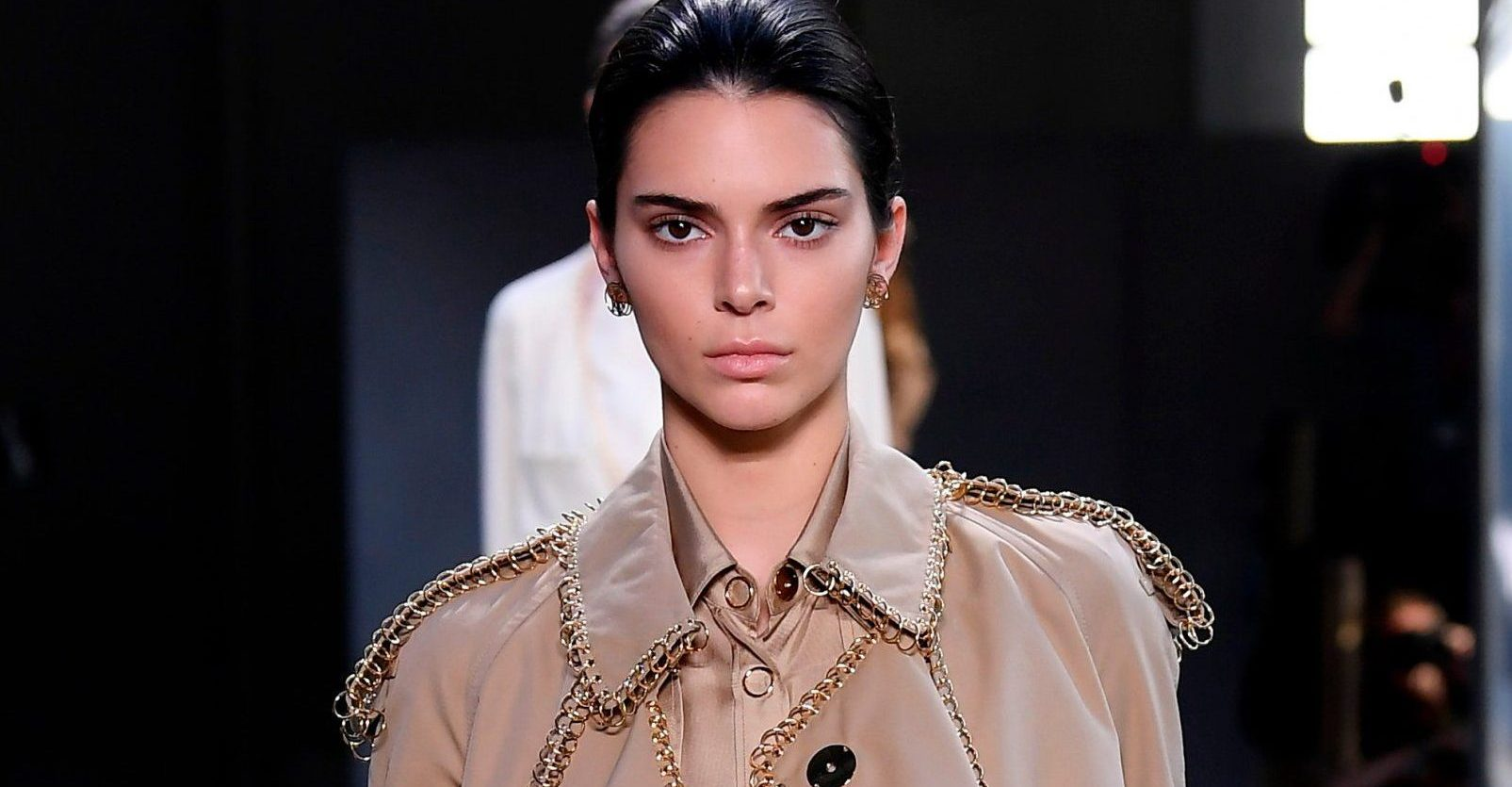 Riccardo Tisci's first Burberry collection at London Fashion Week sees a return to the innovative luxury that Bailey created