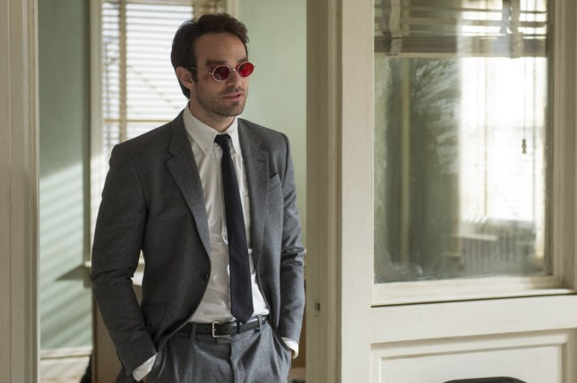 No Merchandising. Editorial Use Only. No Book Cover Usage Mandatory Credit: Photo by Moviestore/REX/Shutterstock (5659877i) Charlie Cox 'Daredevil' TV series - 2015