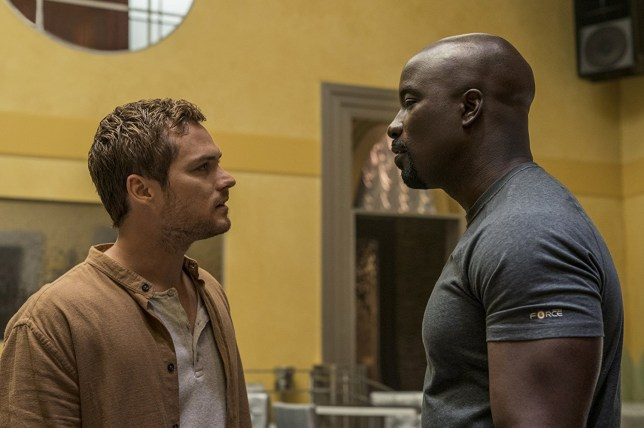 Netflix just wiped The Defenders Facebook page and made it their NX one ??? Marvel fans are furious and thinking it???s the first casualty in the MCU miniverse Picture: Luke Cage Credit: Netflix