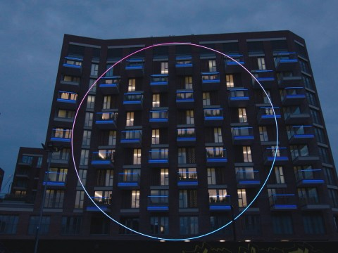 Where is The Circle filmed as Channel 4's new reality show launches?