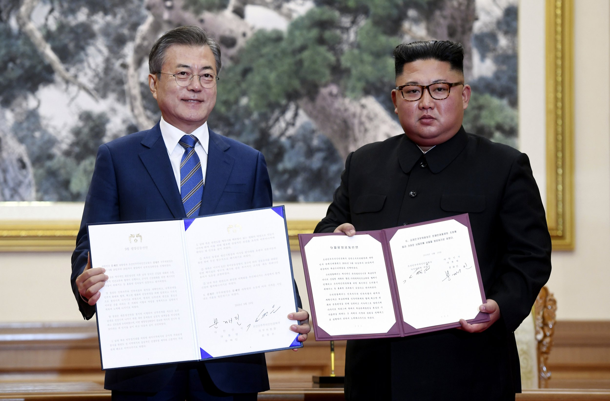 North and South Korea want to hold the 2032 Olympic Games together
