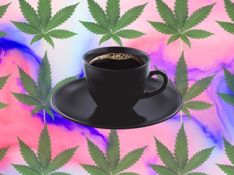 Cannabis coffee could make your mornings less stressful