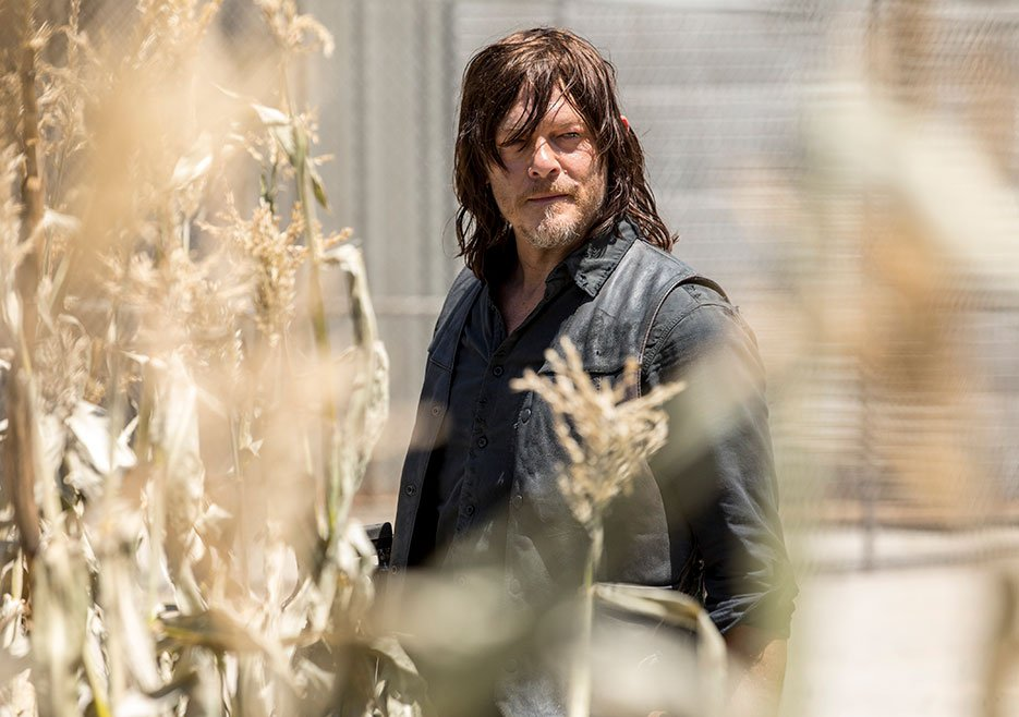 Daryl Dixon has a dog on The Walking Dead as show teases another season nine time jump