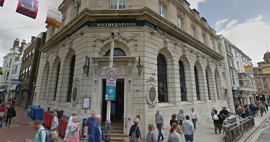 Wetherspoons employees are going on strike Post And Telegraph picture: Google Maps METROGRAB