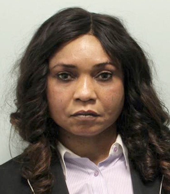 Undated handout photo issued by the National Crime Agency of Josephine Iyamu, who used voodoo threats to traffick vulnerable women from Nigeria to Germany to work as prostitutes, has had her 14-year prison sentence increased to 18 years by Court of Appeal judges. PRESS ASSOCIATION Photo. Issue date: Thursday September 20, 2018. See PA story COURTS Nurse. Photo credit should read: National Crime Agency/PA Wire NOTE TO EDITORS: This handout photo may only be used in for editorial reporting purposes for the contemporaneous illustration of events, things or the people in the image or facts mentioned in the caption. Reuse of the picture may require further permission from the copyright holder.