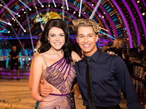 Strictly Come Dancing: AJ Pritchard reveals reaction to Lauren Steadman's arm has changed because 'she normalised the situation'