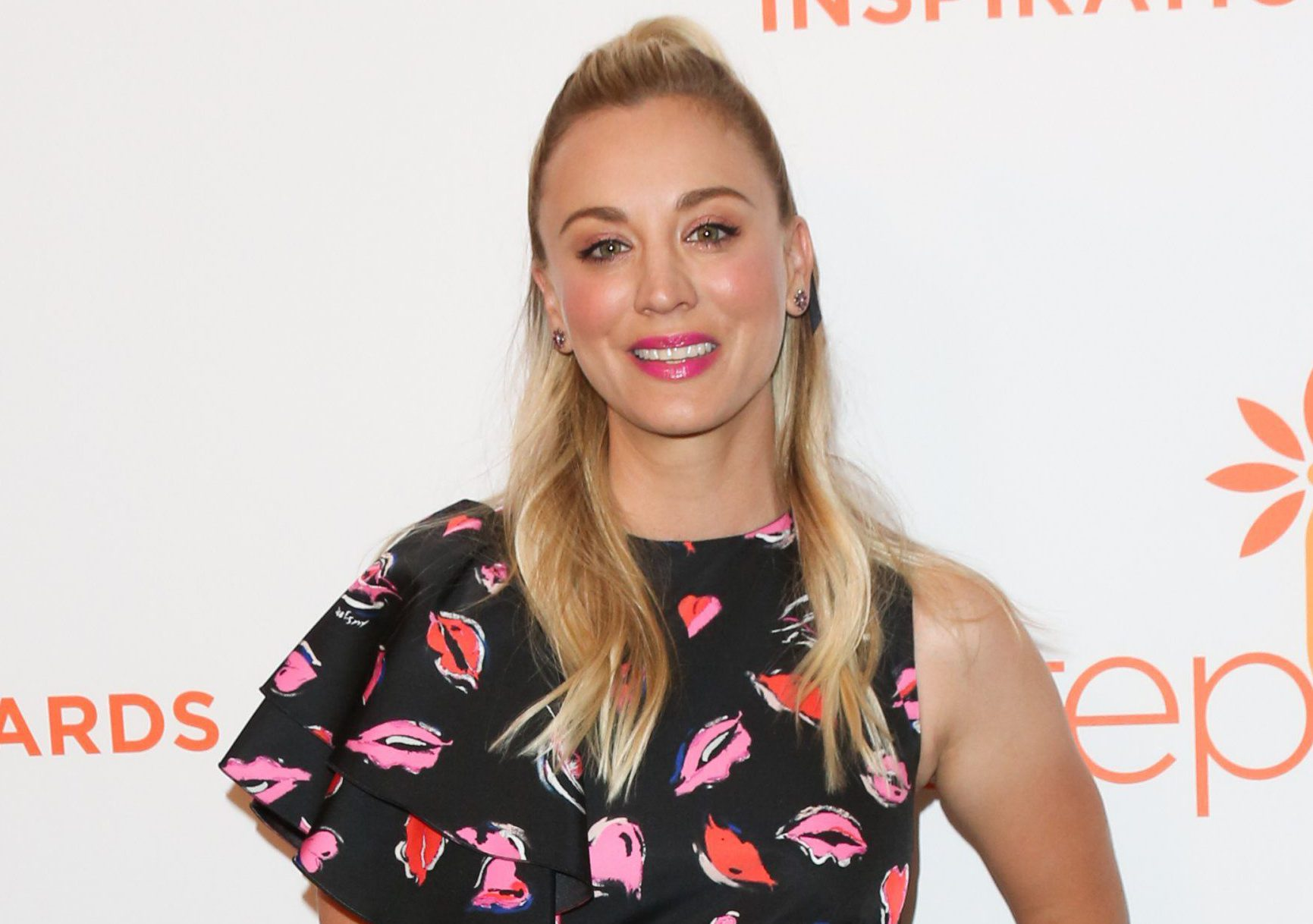 BEVERLY HILLS, CA - JUNE 01: Actress Kaley Cuoco attends Step Up's 14th Annual Inspiration Awards at the Beverly Wilshire Four Seasons Hotel on June 1, 2018 in Beverly Hills, California. (Photo by Paul Archuleta/FilmMagic)