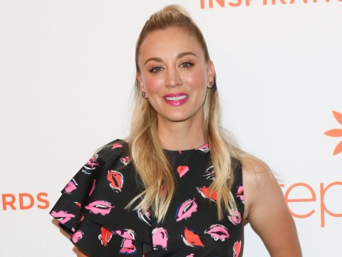 Kaley Cuoco already knows what she's going to steal from The Big Bang Theory set once she wraps finale