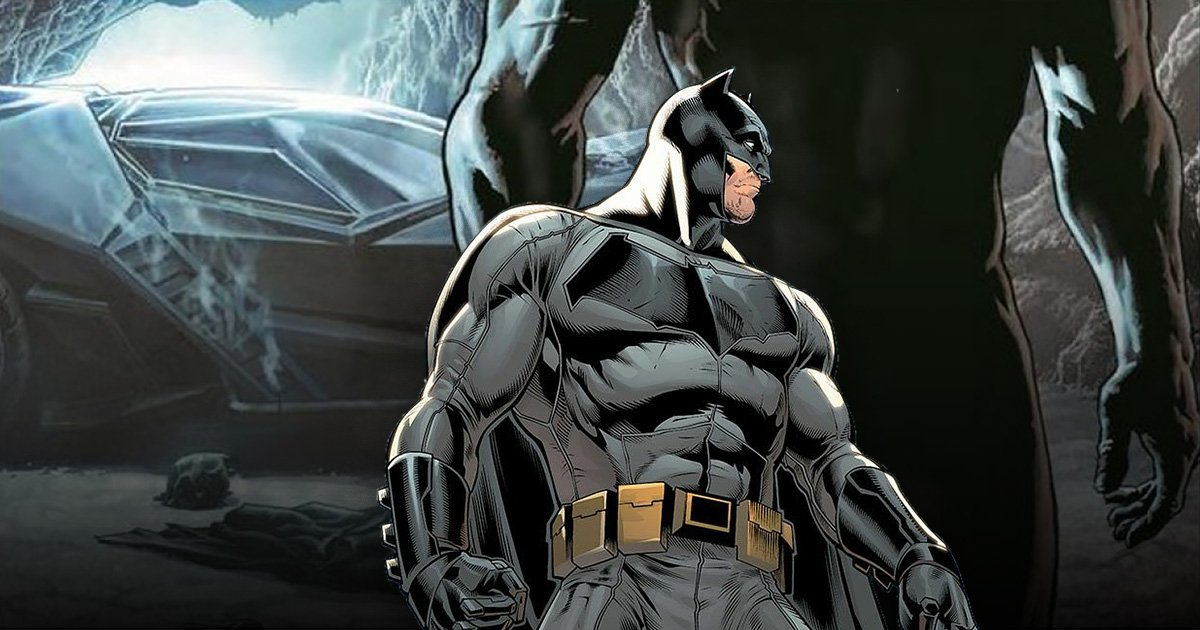 DC Comics are full of regret over Batman's penis – blame 'production errors'