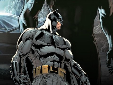 Batman's penis has been shown for the first time and fans have lost it