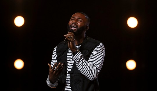 Who is X Factor's J-Sol, and what is the song he wrote for
