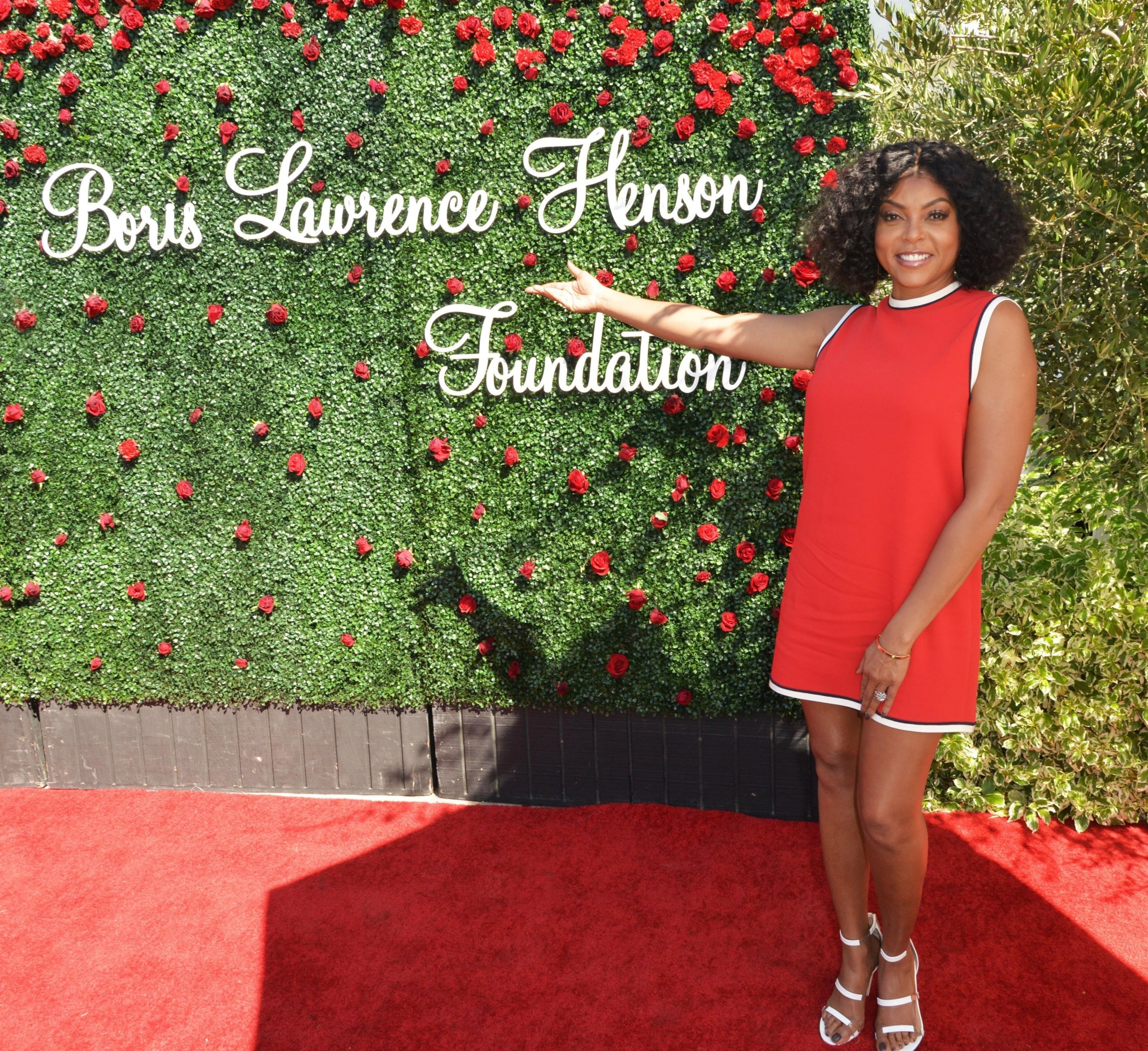 Beverly Hills, CA - Guests pose at Taraji???s Boutique of Hope launch of The Boris Lawrence Henson Foundation held at a private location. Pictured: Taraji P. Henson BACKGRID USA 22 SEPTEMBER 2018 BYLINE MUST READ: MediaPunch / BACKGRID USA: +1 310 798 9111 / usasales@backgrid.com UK: +44 208 344 2007 / uksales@backgrid.com *UK Clients - Pictures Containing Children Please Pixelate Face Prior To Publication*