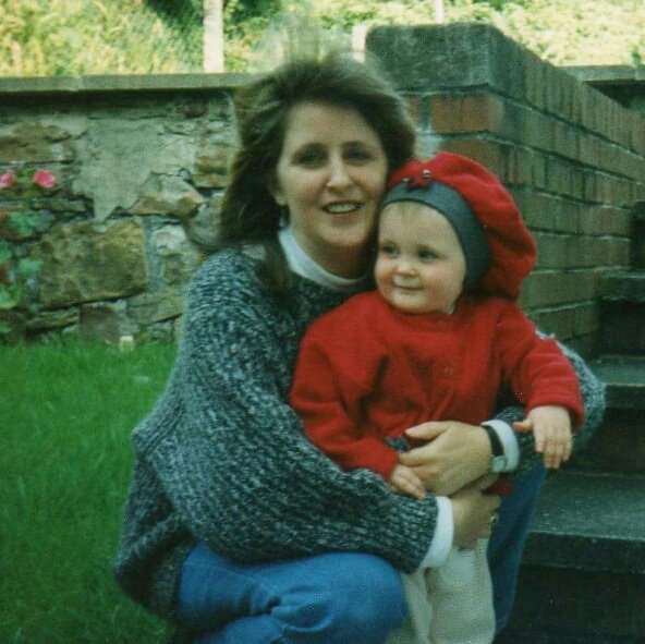 Rebecca Aylward was murdered in 2010 by her former partner Joshua Davies.Rebecca with her mother Sonia