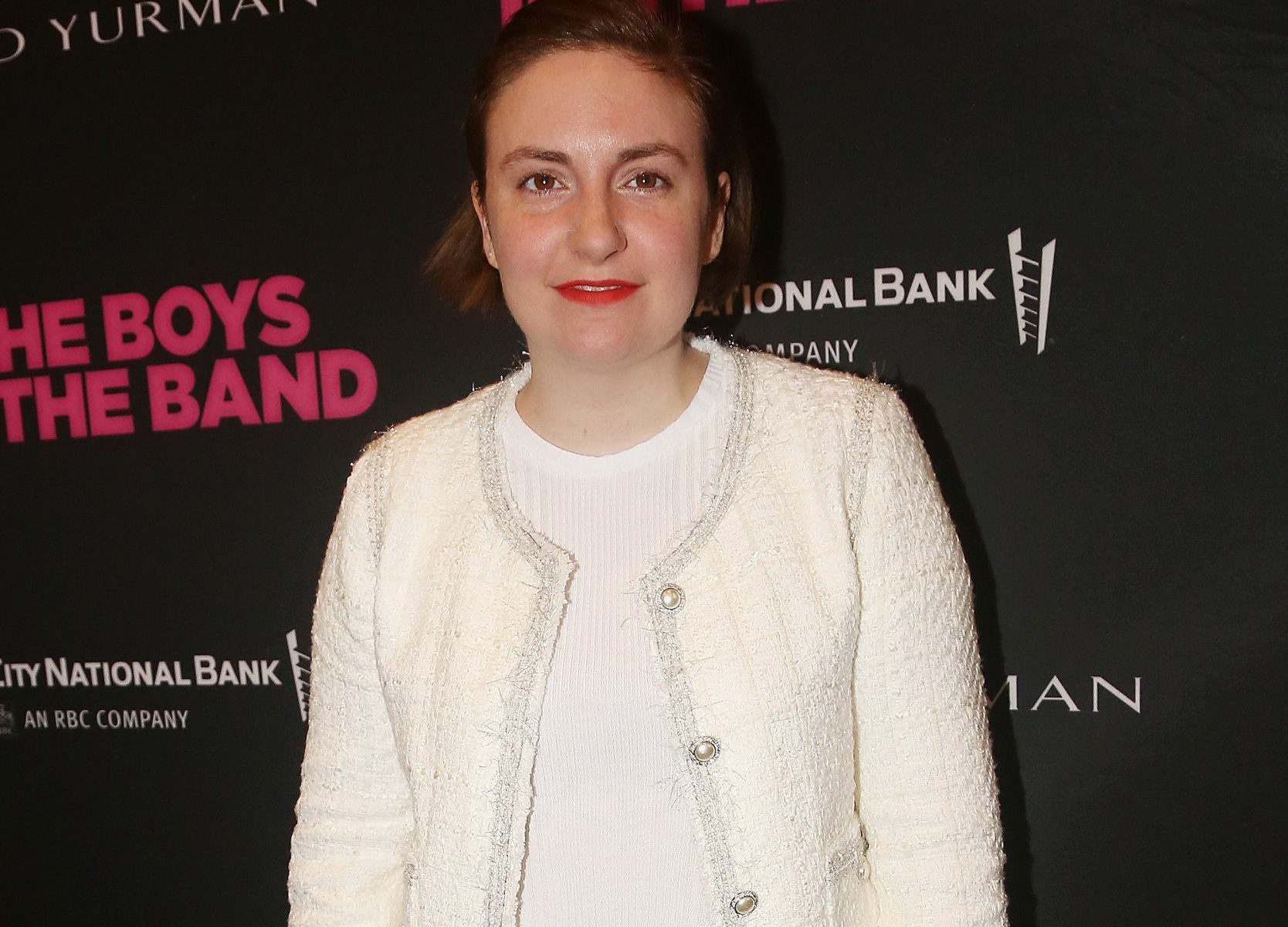 Lena Dunham celebrates six months sober after getting addicted to anti-anxiety medication