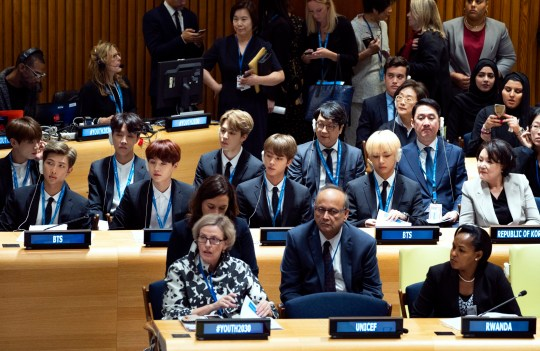 RM's United Nations speech goes viral as BTS leader pays