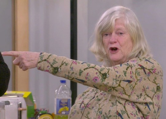 Ann argues about who will be sleeping in John Barnes bed on 'Celebrity Big Brother'. Broadcast on Channel 5 Featuring: Ann Widdecombe When: 22 Jan 2018 Credit: Supplied by WENN **WENN does not claim any ownership including but not limited to Copyright, License in attached material. Fees charged by WENN are for WENN's services only, do not, nor are they intended to, convey to the user any ownership of Copyright, License in material. By publishing this material you expressly agree to indemnify, to hold WENN, its directors, shareholders, employees harmless from any loss, claims, damages, demands, expenses (including legal fees), any causes of action, allegation against WENN arising out of, connected in any way with publication of the material.**