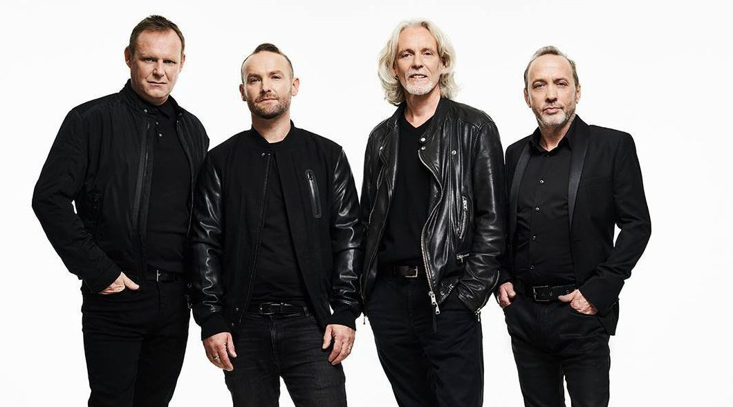 Wet Wet Wet replace Marty Pellow with Liberty X singer