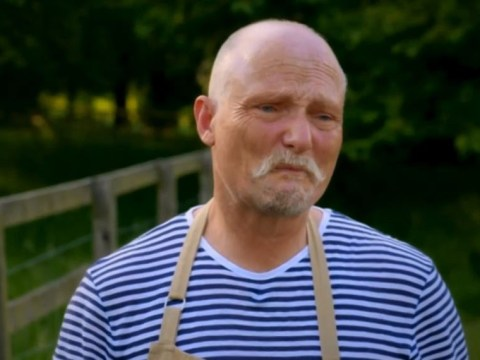 Great British Bake Off star Terry's letter of thanks to fans will leave you with a lump in your throat