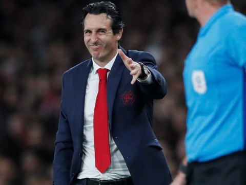 Unai Emery denies blocking Joachim Low from seeing Mesut Ozil at Arsenal training ground