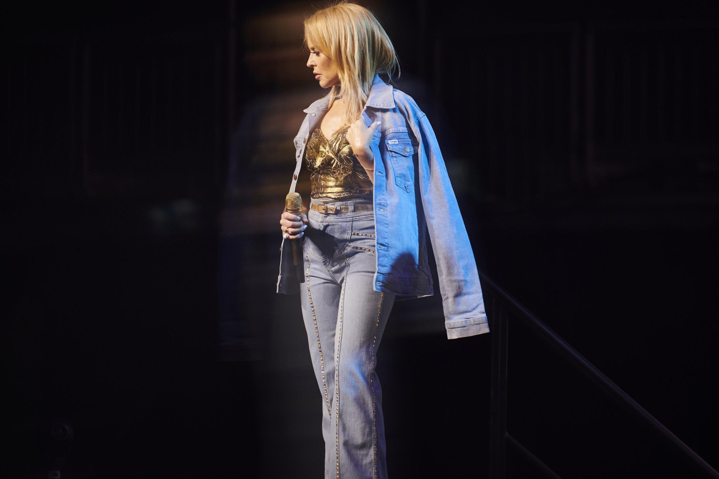 Kylie Minogue London show