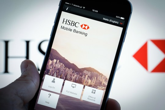 HSBC and TSB apps down in latest high street banking glitch | Metro News