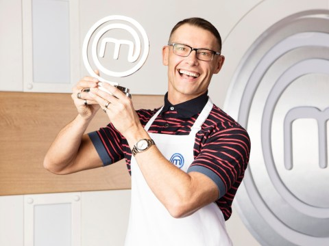 Celebrity Masterchef winner John Partridge reveals hopes of starting a family now he's overcome demons