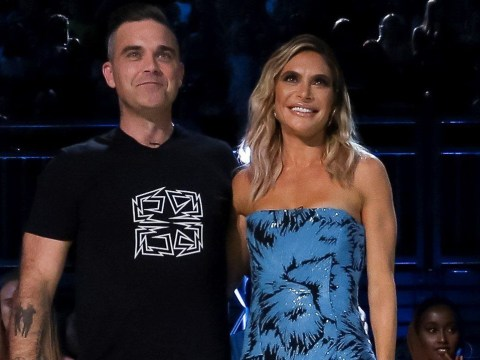 X Factor's Robbie and Ayda Williams have foolproof plan to stop squabbles at home