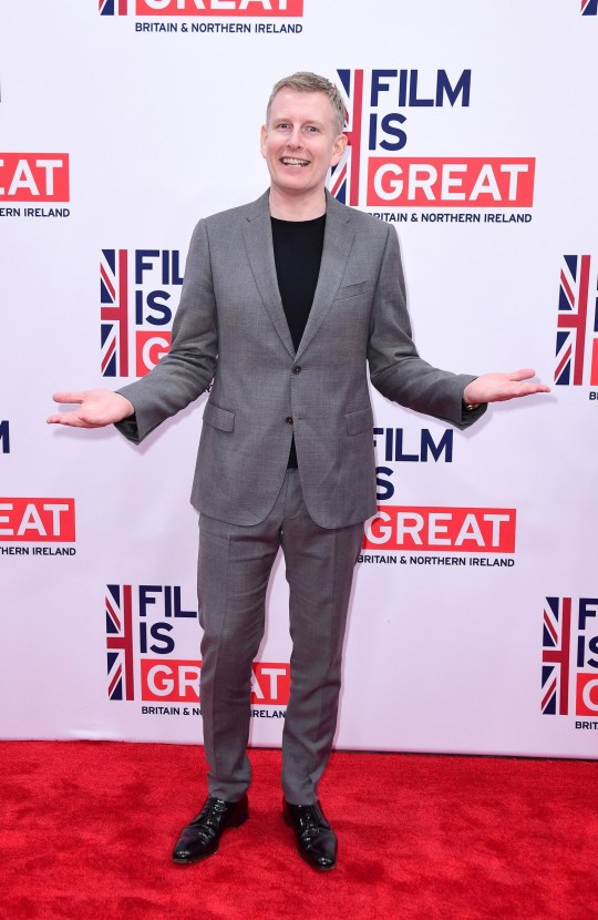 Patrick Kielty attending the Film Is Great reception at the Fig and Olive in Los Angeles, USA.