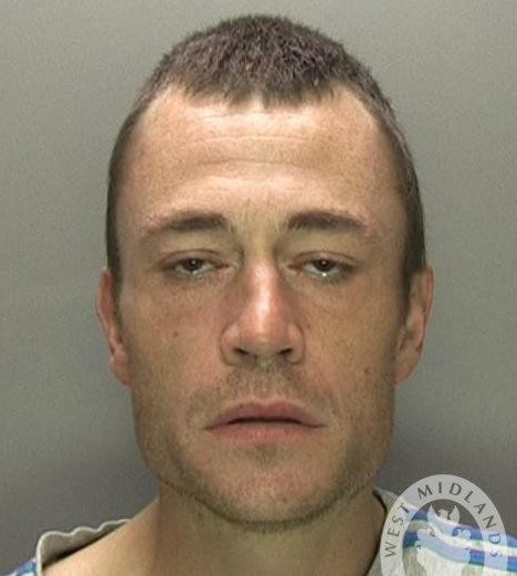 Daniel Heaney, 37. See NTI copy NTITHIEF: A thief who threatened shop staff with a needle containing HIV has been jailed for more than four years after being caught in a TENT. Daniel Heaney, 37, terrorised workers as he targeted supermarkets six times in a week until his crime wave was stopped by officers. The spree started when the shoplifter stole vodka bottles from Sainsbury?s in Northfield, Birmingham, on August 13 this year.