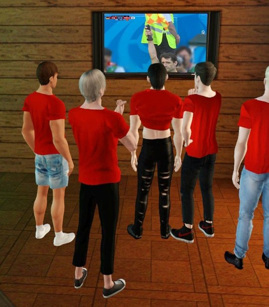 This genius Monsta X fan puts Shownu into a bonkers Sims