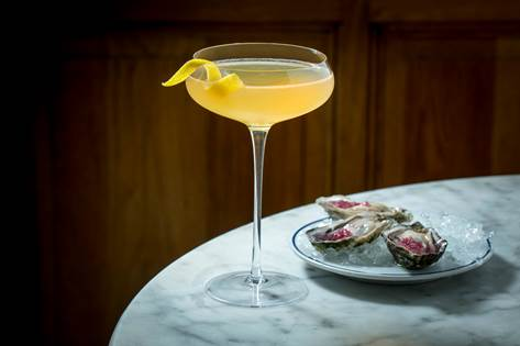 Bar Fox: There's a new cognac cocktail bar in town you need to try – La Maison Rémy Martin at Bibendum