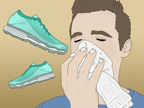 Buying sweaty socks and sniffing sports bras: Inside the sweat fetish community