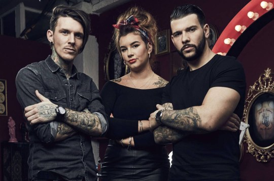 Tattoo Fixers Extreme Cast Not Surprised Jay Hutton And