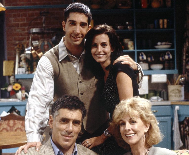 friends The Geller family Picture Warner Bros