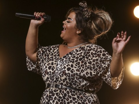 X Factor contestant Scarlett Lee's family cheat death as caravan home burns to the ground