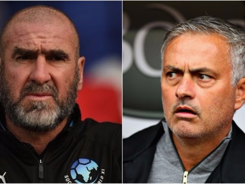 Eric Cantona slams Jose Mourinho and says he should replace Manchester United manager