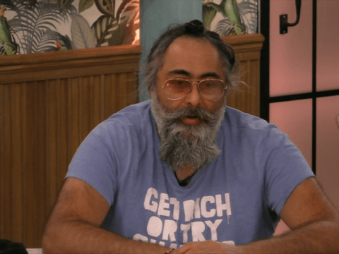 Celebrity Big Brother's Hardeep claims men 'set the agenda' if they pay for first date