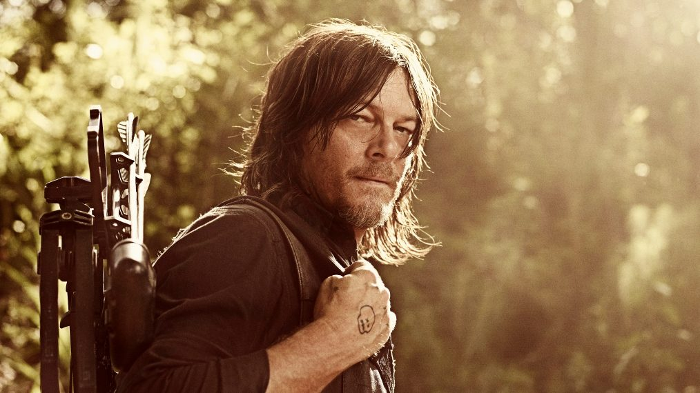 The Walking Dead's Norman Reedus believes it would be 'cowardly' to leave the show