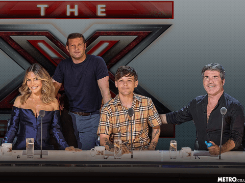 What are the X Factor contestants singing tonight and in what is the theme?