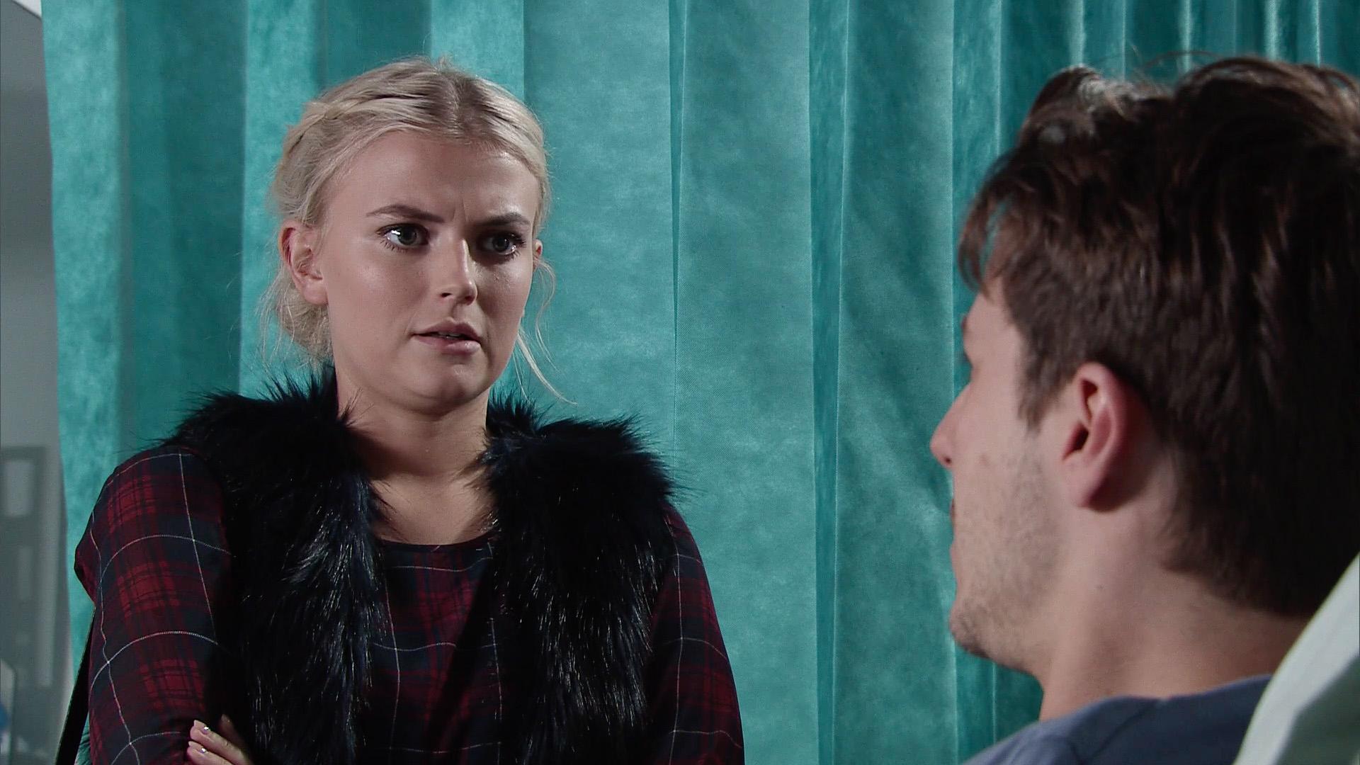 Lucy Fallon as Bethany Platt in EastEnders