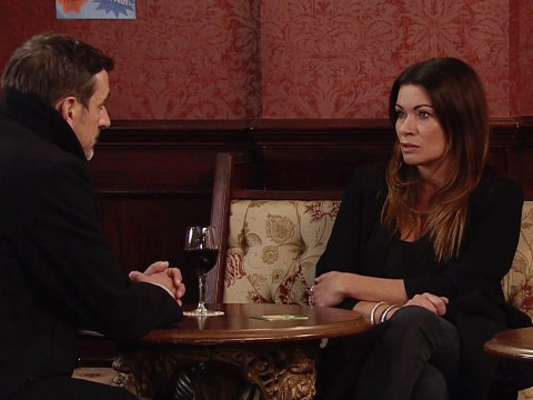 Coronation Street spoilers: Peter Barlow confronts Carla Connor over her feelings for him tonight