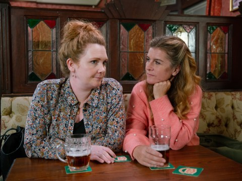 Where has Fiz been in Coronation Street and is Jennie McAlpine back for good?