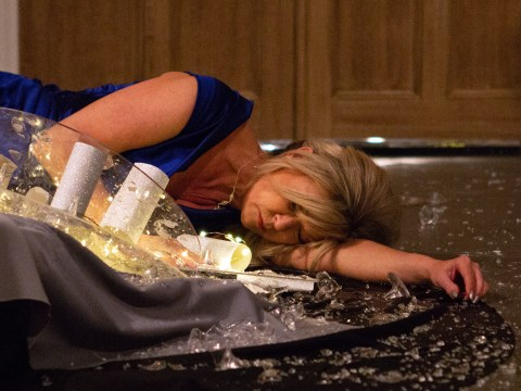 Emmerdale spoilers: Kim Tate dies as she is attacked at the Home Farm masquerade ball?