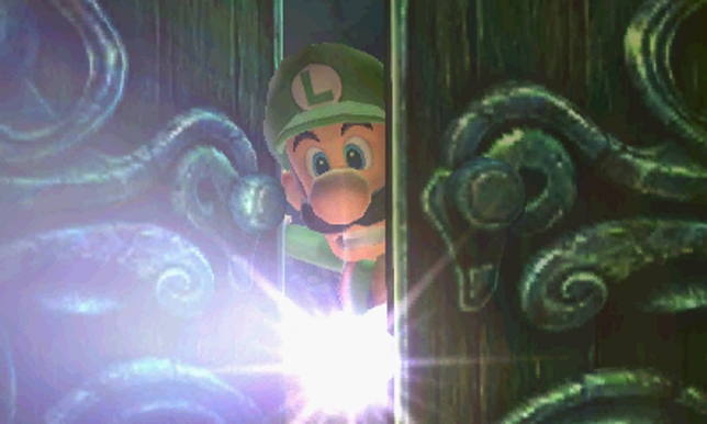 Luigi's Mansion (3DS) - the game that (sort of) launched a console