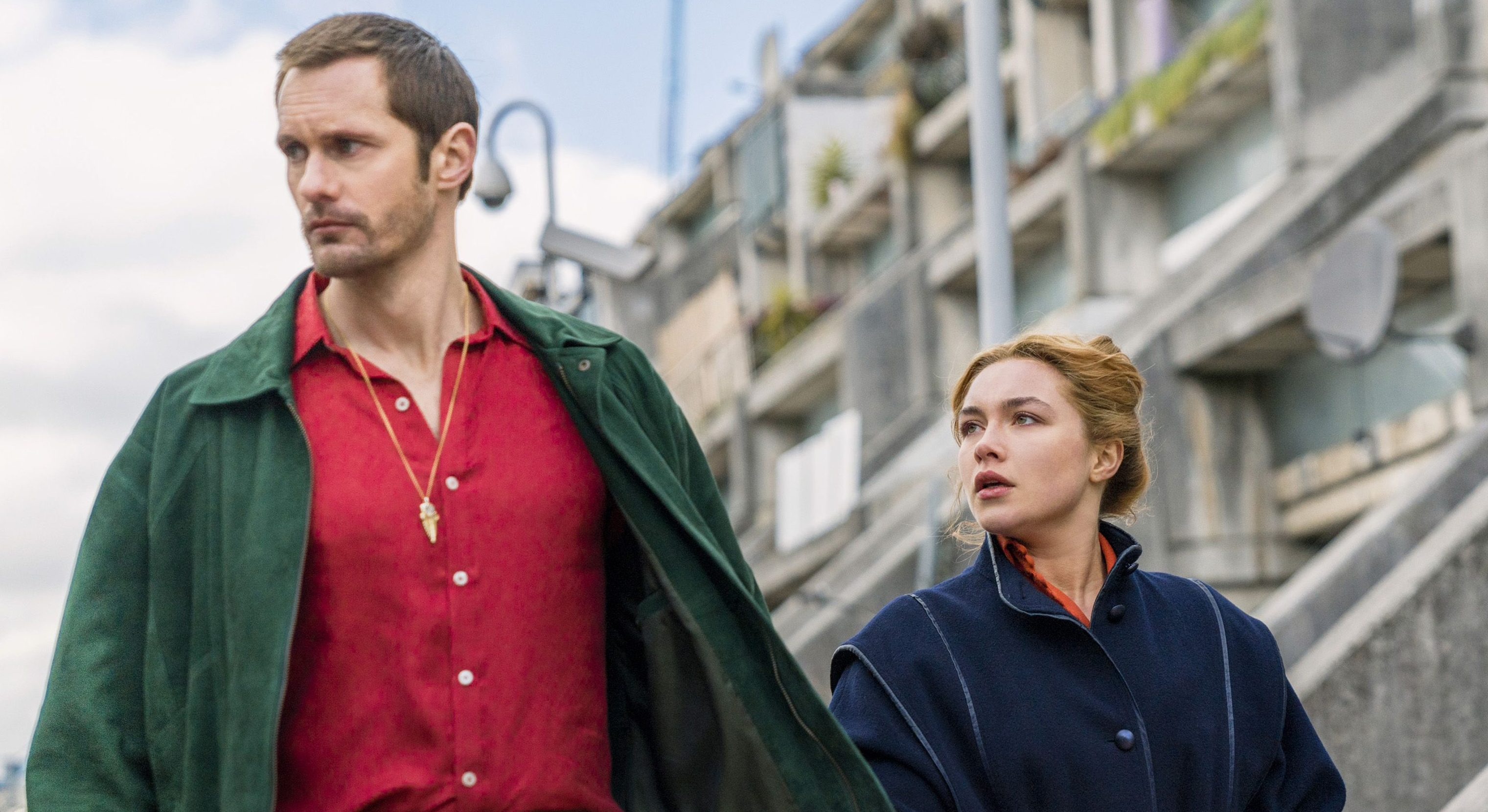 Alexander Skarsgard would have turned down The Little Drummer Girl if it showed any biased in the Isreali-Palestine conflict