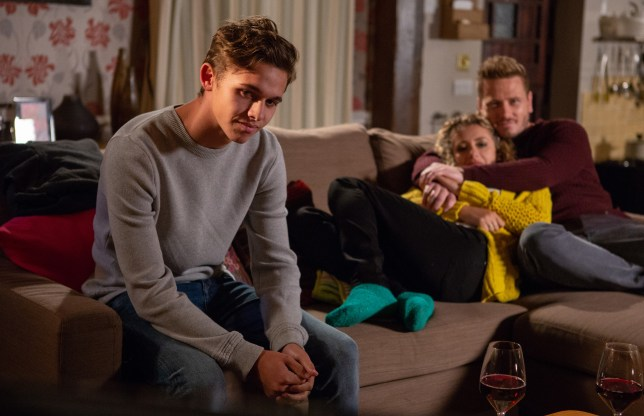 Jacob falls for Maya in Emmerdale