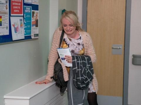 Coronation Street spoilers: Ken Barlow confides Sinead Tinker's cancer secret