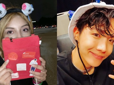 BTS' J-Hope personally gifts fan his mini bag during New York concert: 'It felt like a dream'