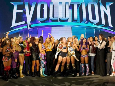 WWE Evolution Results: First ever all women's PPV a huge success